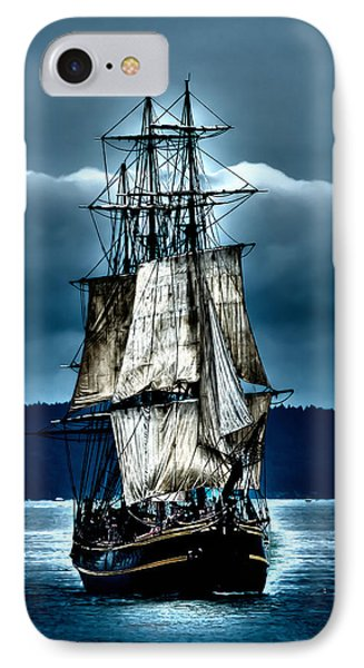 Tall Ships - Hms Bounty IPhone Case
