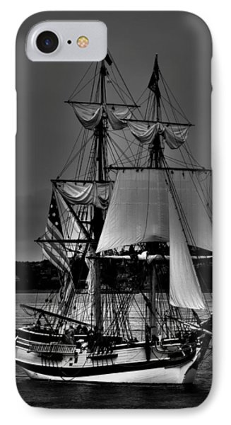 Tall Ships In Tacoma 2 IPhone Case