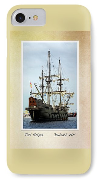 Tall Ships V2 IPhone Case