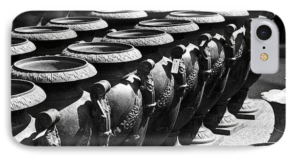 Tall Urns Phone Case by Teresa Mucha