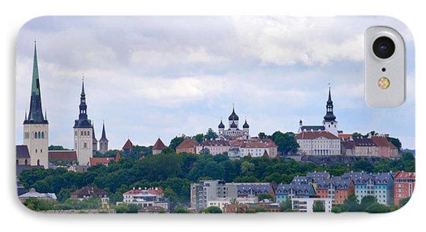 Tallinn Estonia. IPhone Case