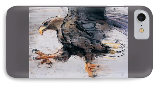 Talons   White Tailed Sea Eagle IPhone Case