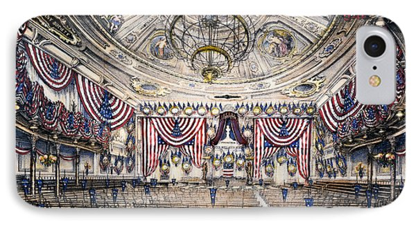 Tammany Hall, Nyc Phone Case by Granger