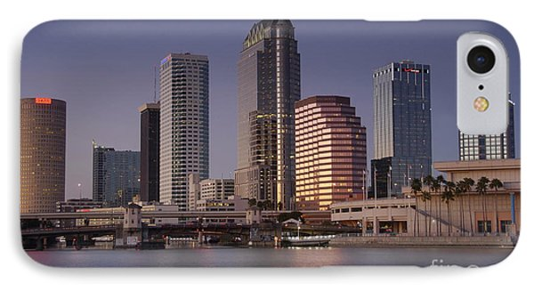 Tampa Florida  Phone Case by David Lee Thompson