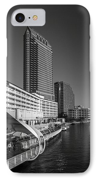 Tampa Gateway IPhone Case by Marvin Spates
