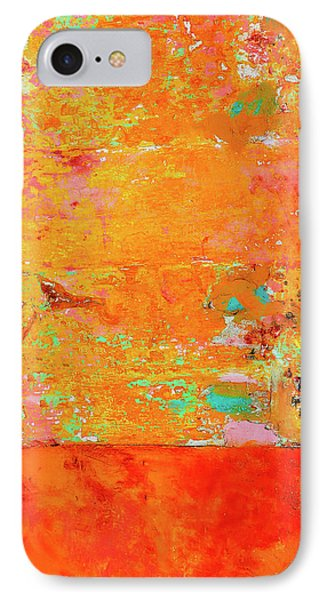 IPhone Case featuring the photograph Tangerine Dream by Skip Hunt