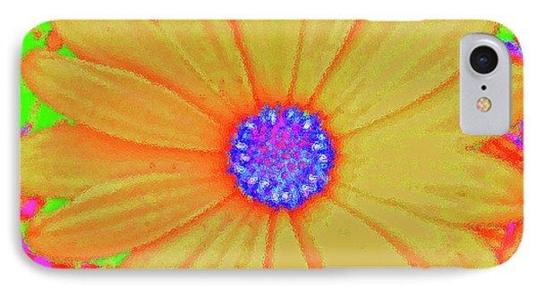Tangerine Sunshine IPhone Case by Ann Johndro-Collins