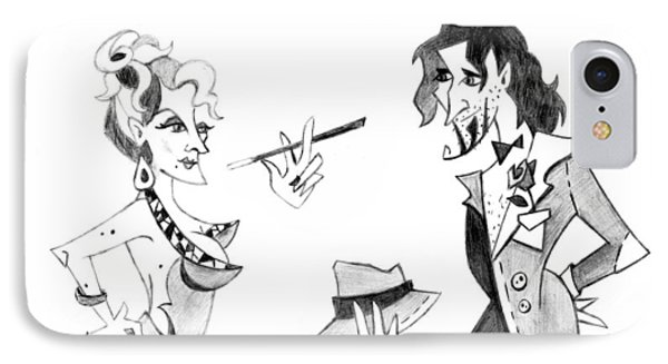 Tango Argentino - Milonga Buenos Aires IPhone Case by Arte Venezia