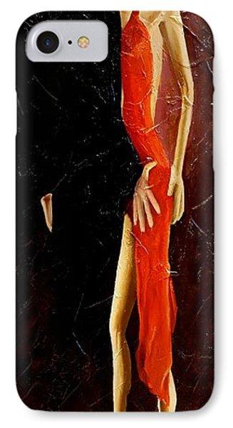 Tango Dancers #3 IPhone Case
