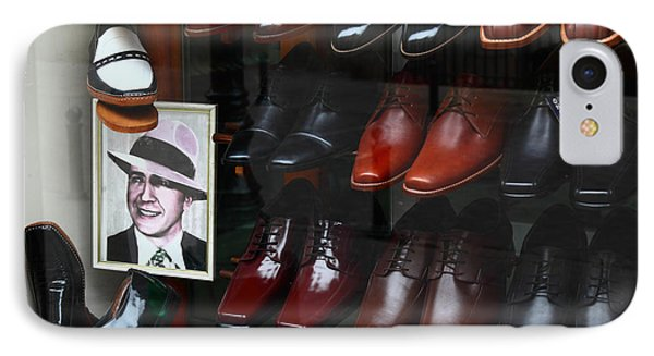 Tango Shoes For Carlos Gardel IPhone Case by James Brunker