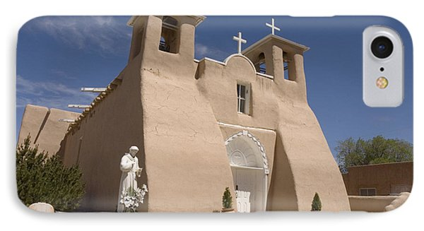 Taos Landmark Phone Case by Jerry McElroy