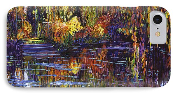 Tapestry Reflections IPhone Case