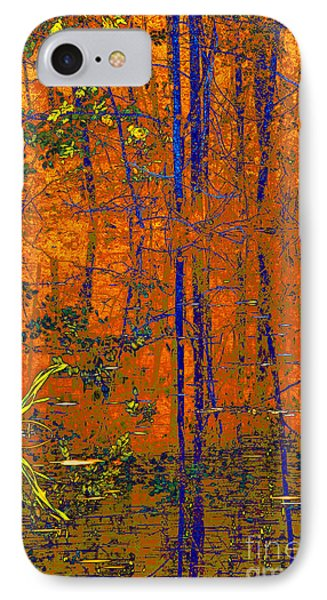 Tapestry IPhone Case by Steve Warnstaff