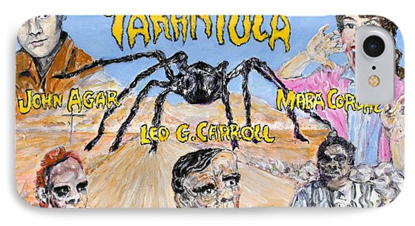 Tarantula - 1955 Lobby Card That Never Was IPhone Case