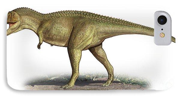 Tarascosaurus Salluvicus, A Prehistoric Phone Case by Sergey Krasovskiy