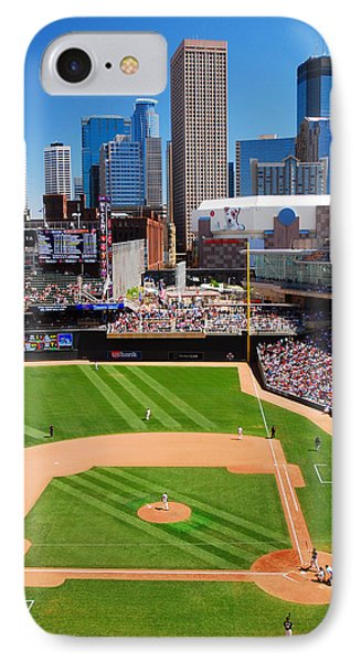 Target Field, Home Of The Twins IPhone Case