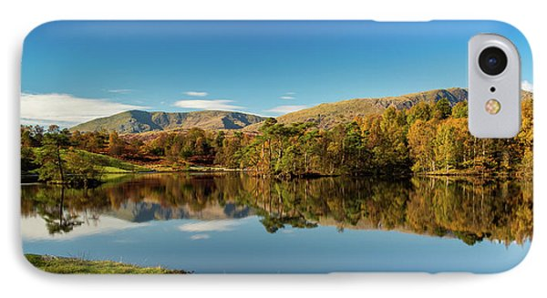 Tarn Hows IPhone Case by Mike Taylor
