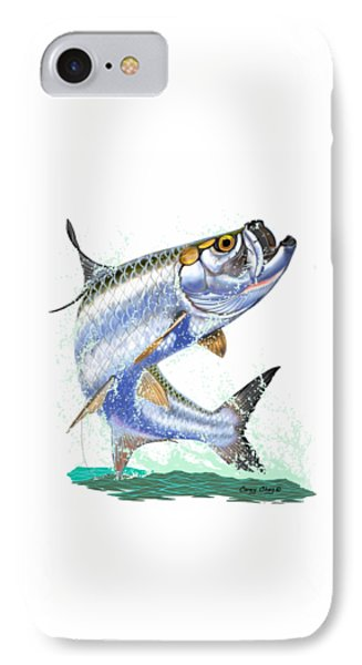 Tarpon Digital IPhone Case