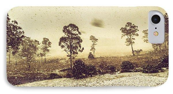 Tasmanian Blizzard IPhone Case by Jorgo Photography - Wall Art Gallery