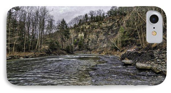 Taughannock Creek IPhone Case
