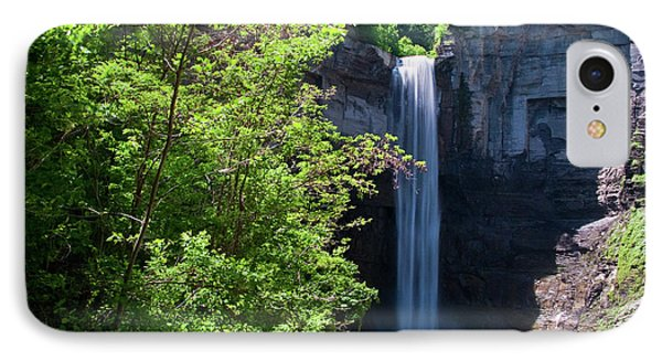 Taughannock Falls 0466 IPhone Case