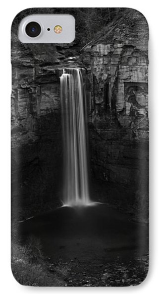 Taughannock Falls Late November IPhone Case by Stephen Stookey