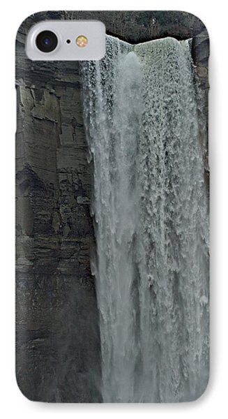 Taughannock Falls State Park IPhone Case by Joseph Yarbrough