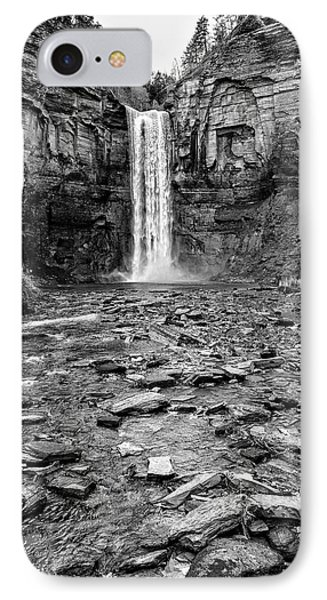 Taughannock Falls State Park IPhone Case by Stephen Stookey