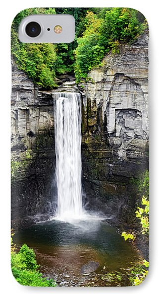 Taughannock Falls View From The Top IPhone 7 Case