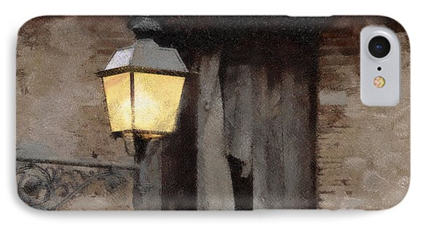 Tavern In The Town IPhone Case by Georgiana Romanovna