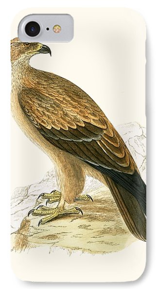 Tawny Eagle IPhone 7 Case by English School