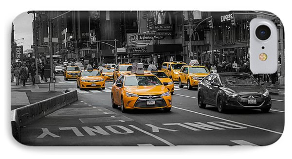 Taxi Please IPhone Case