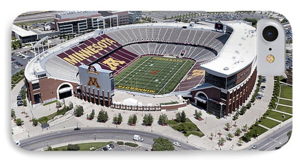 Tcf Bank Stadium IPhone Case