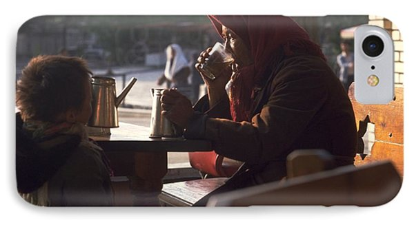 Tea In Tashkent IPhone 7 Case
