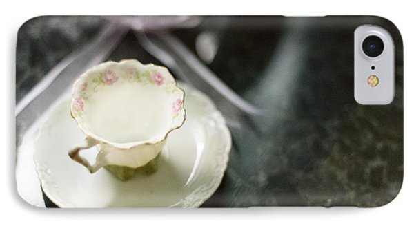 Tea Party IPhone Case by Camille Lopez