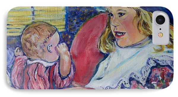 Tea Party IPhone Case by Susan Brown    Slizys art signature name