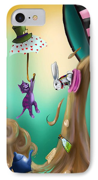 Tea Time  IPhone Case by Susan  Rossell