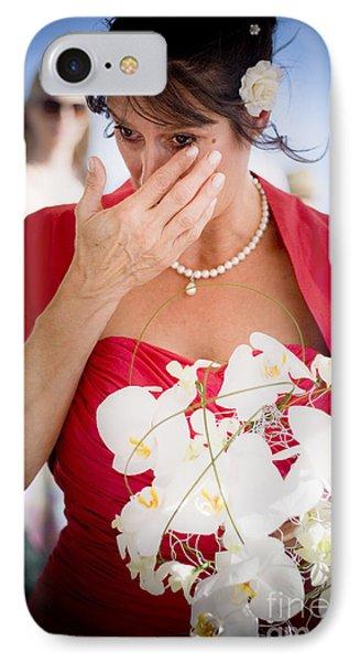 Tears Of Joy IPhone Case by Jorgo Photography - Wall Art Gallery