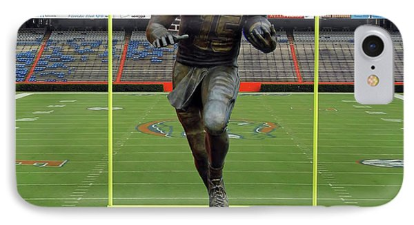 Tebow In The Swamp IPhone Case