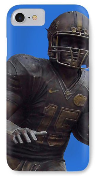 Tebow Transparent For Customization IPhone Case