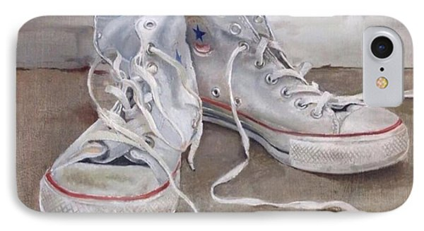 Teenage Kicks IPhone Case by Sara Sutton