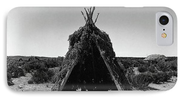 Teepee IPhone Case by Blake Yeager