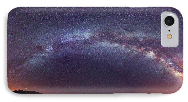 Teide Milky Way IPhone Case