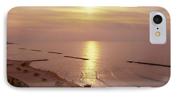 Tel Aviv Beach Morning IPhone Case