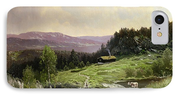 Telemark South Norway IPhone Case
