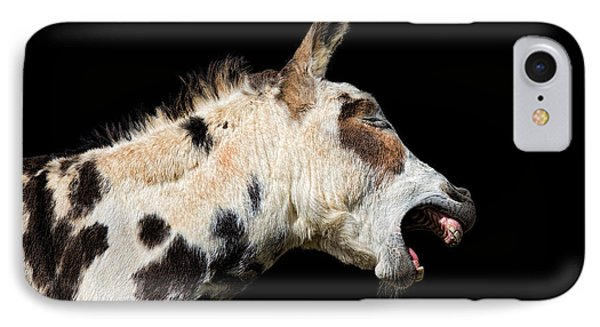 IPhone Case featuring the photograph Tell It Like It Is by Sharon Jones