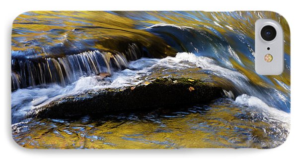 IPhone Case featuring the photograph Tellico River - D010004 by Daniel Dempster