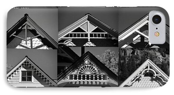 IPhone Case featuring the photograph Telluride Classics by David Lee Thompson