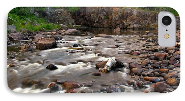 Temperance River IPhone Case by Steve Stuller