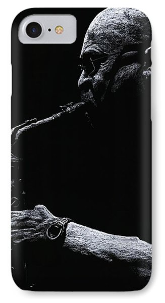 Temperate Sax Phone Case by Richard Young